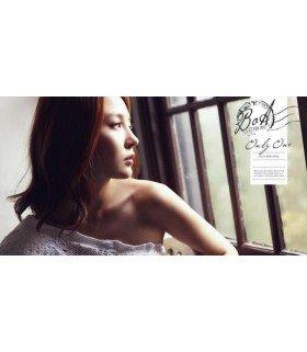 BoA (보아) Only One (SINGLE + DVD) (édition limitée coréenne)