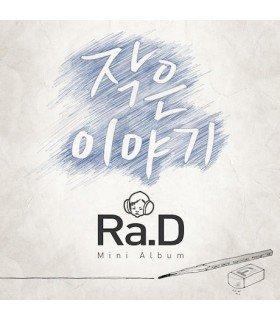 Ra.D (라디) Mini Album - A Short Story (édition coréenne)