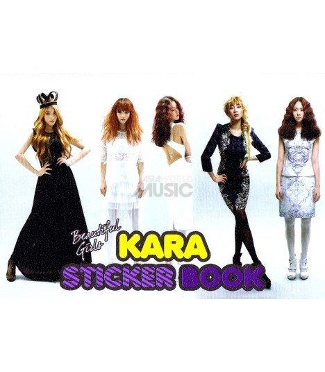 Sticker Book KARA - Type B