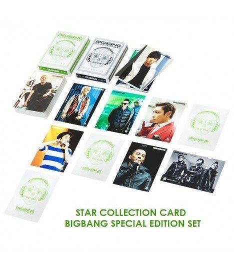 BIGBANG - Star Collection Card Set (Special Edition) (édition coréenne)