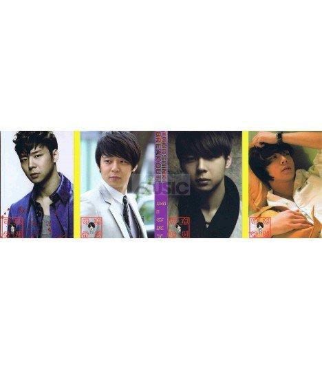 Bloc-notes JYJ (Yuchun) 001