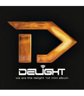 Delight (딜라잇) Mini Album Vol. 1 - Mega-Yak (édition coréenne)