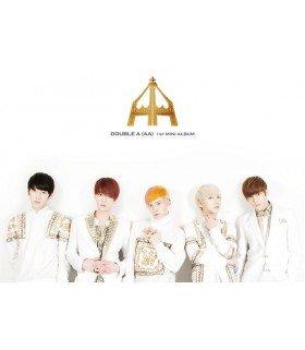 Affiche officielle AA (Double A) Mini Album Vol. 1 - Come Back