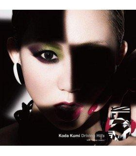 Koda Kumi (倖田來未) Driving Hit's 5 (édition Taiwan)