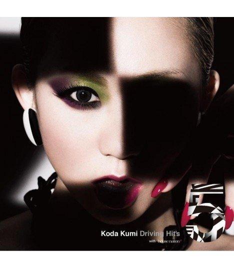 Koda Kumi (倖田來未) Driving Hit's 5 (édition Hong Kong)