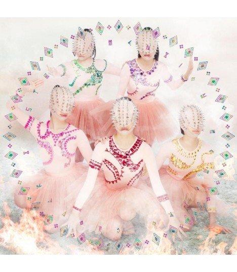 Momoiro Clover Z (ももいろクローバーZ) 5TH DIMENSION (ALBUM + DVD) (Type B) (édition limitée Taiwan)