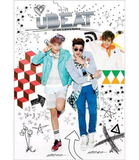 uBEAT (유비트) Mini Album Vol. 1 - Should Have Treated You Better (édition coréenne)