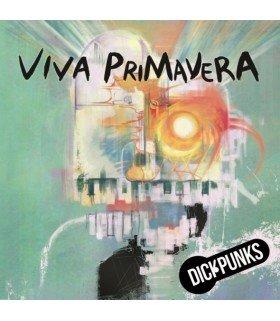 Dickpunks (딕펑스) Mini Album - Viva Primavera (édition coréenne)