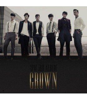 2PM Vol. 3 - Grown (Version A) (édition coréenne)