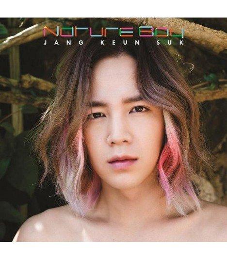 Jang Keun Suk - Nature Boy (édition normale japonaise)