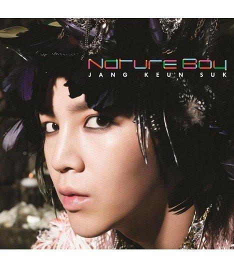 Jang Keun Suk - Nature Boy (ALBUM + DVD) (édition limitée japonaise)