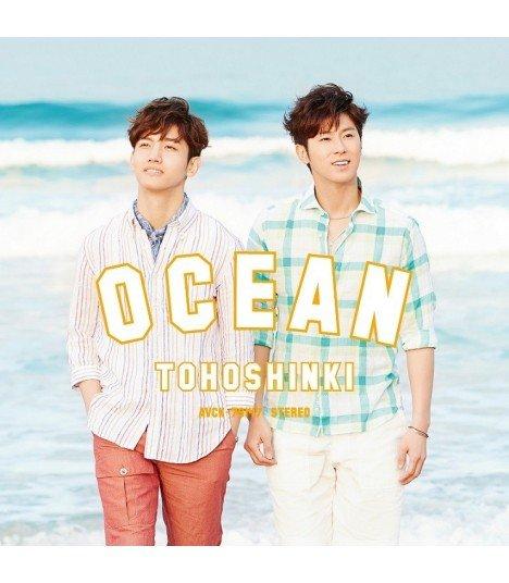 Dong Bang Shin ki (Tohoshinki) OCEAN (édition japonaise)