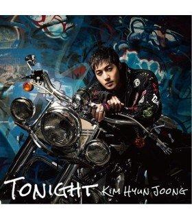 Kim Hyun Joong - TONIGHT (Type D) (SINGLE + CARTE) (édition limitée japonaise)