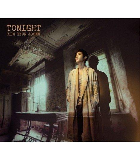 Kim Hyun Joong - TONIGHT (Type C) (SINGLE + DVD) (édition limitée japonaise)