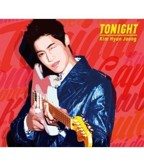 Kim Hyun Joong - TONIGHT (Type B) (SINGLE + DVD) (édition limitée japonaise)