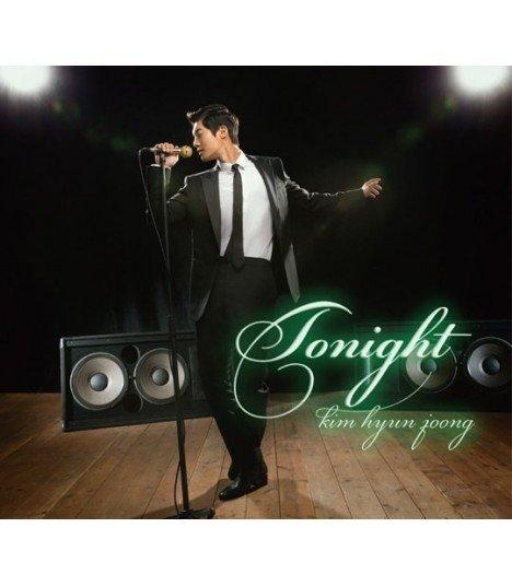 Kim Hyun Joong - TONIGHT (Type A) (SINGLE + DVD) (édition limitée japonaise)