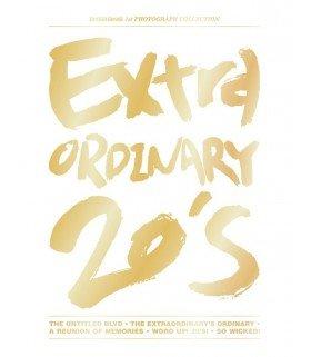 BIGBANG (빅뱅) 1st Photograph Collection - Extraordinary 20's (REPACKAGE) (édition coréenne)