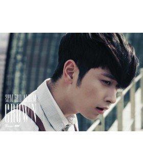 Affiche officielle 2PM Vol. 3 - Grown (Version A) (CHANSUNG)