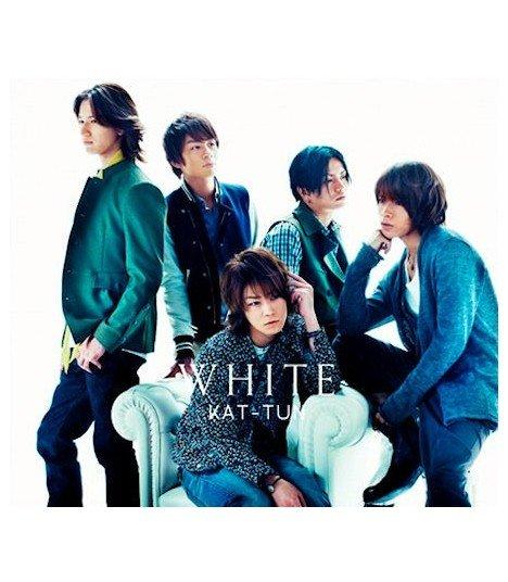 KAT-TUN - White (SINGLE)(édition normale coréenne)