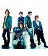 "KAT-TUN - White (SINGLE)(édition normale ""First Press"" coréenne)"