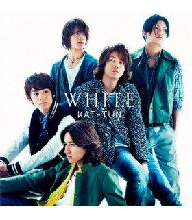 KAT-TUN - White (SINGLE+DVD)(édition limitée coréenne)