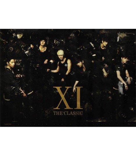 Affiche officielle Shinhwa Vol. 11 - THE CLASSIC (Limited Edition)