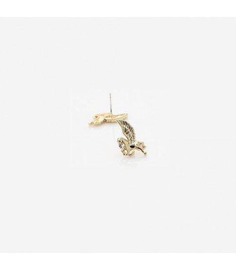 Boucles d'oreilles - Pegasus Style (Gold)