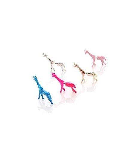 BEAST - Solid Giraffe - Boucles d'oreilles (Blue)
