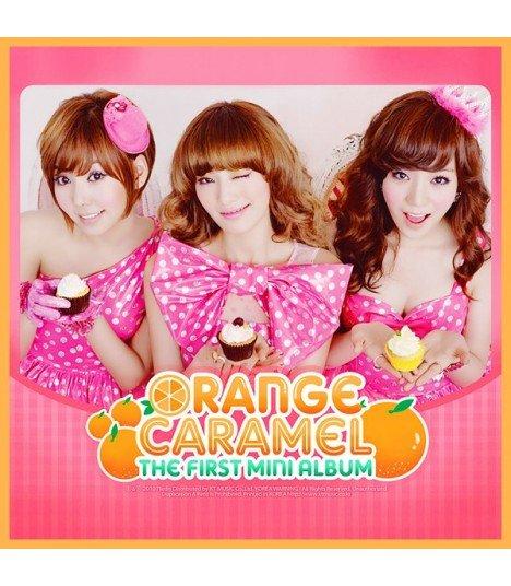 Orange Caramel 1st Mini Album (After School Global Unit)