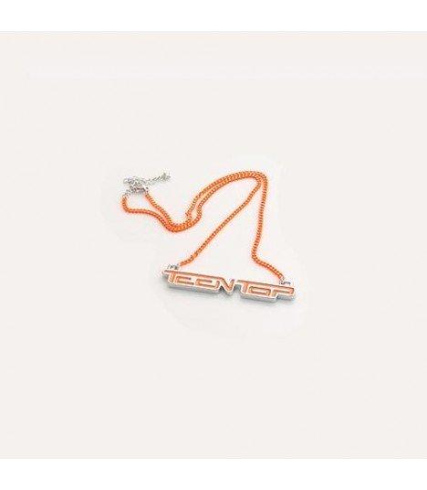 Teen Top - Collier Vivid Logo (Neon Orange)