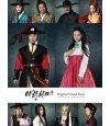 Arang and the Magistrate (아랑사또전) OST (MBC Drama) (2CD+DVD) (édition coréenne)