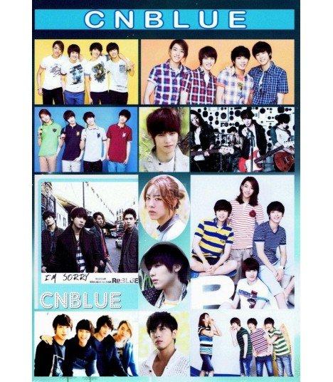 Sticker A4 CNBLUE 001