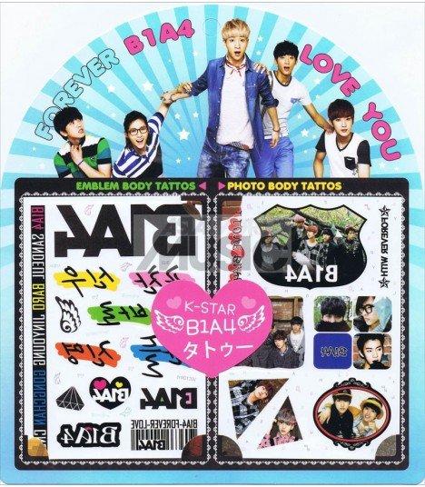 Tatouage K-Star 2NE1 001