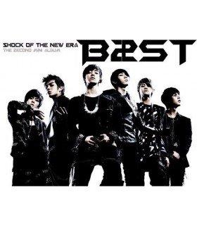 BEAST 2nd Mini Album – Shock Of The New Era