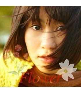 Atsuko Maeda - Flowers (Single A + DVD) (édition japonaise)