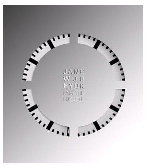 Jang Woo Hyuk Mini Album - I Am The Future