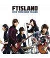 FTIsland - FIVE TREASURE ISLAND (édition normale japonaise)