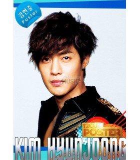 Pack 12 Posters Kim Hyun Joong (SS501) 005