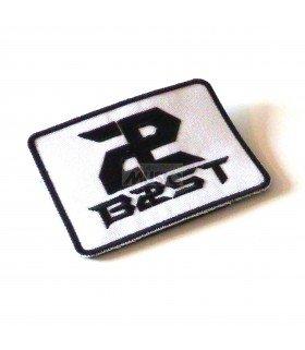 Badge en tissu brodé BEAST 002