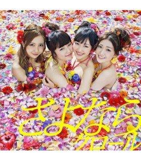 AKB48 - Sayonara Crawl (Type A) (SINGLE+DVD) (édition normale taiwanaise)