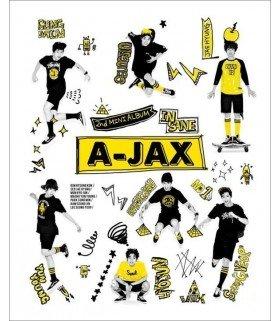 A-JAX (에이젝스) Mini Album Vol. 2 - INSANE (édition coréenne)