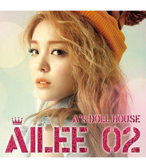 Ailee (에일리) Mini Album Vol. 2 - A's Doll House (édition coréenne)