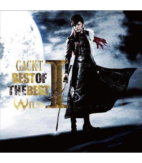 GACKT - Best of the Best Vol.1 - WILD (édition japonaise)