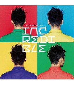 XIA (준수) Vol. 2 - Incredible (édition coréenne) (Poster offert*)