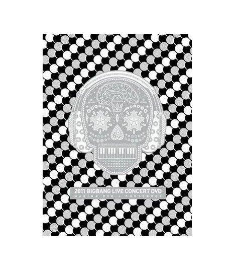 BIGBANG - 2011 Bigbang Live Concert DVD Big Show (2DVD+Photobook+Poster) (First Press) (édition limitée coréenne)