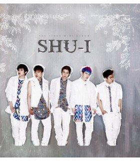 SHU-I (슈아이) The First Mini Album (édition coréenne)