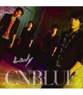 CNBLUE - Lady (SINGLE + DVD Type A) (édition limitée japonaise)