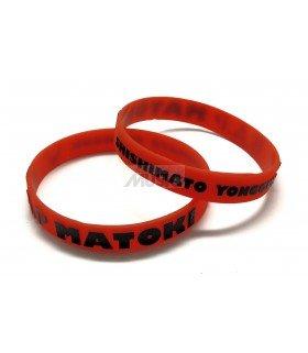 Bracelet Fashion 3D Yongguk Shishimato (BAP MATOKI) 001