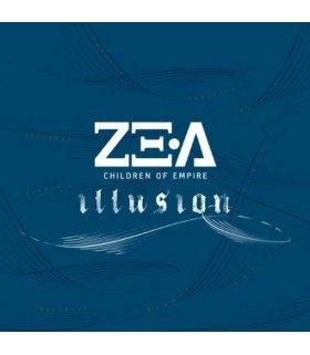 ZE:A (제국의 아이들) Mini Album - Illusion (édition coréenne)