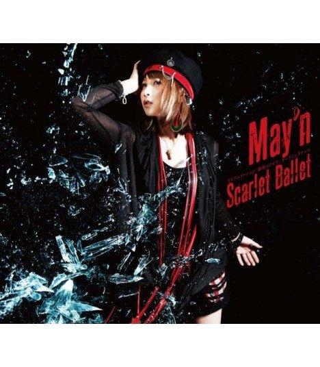 May'n - Scarlet Ballet (First Press) (édition limitée japonaise)